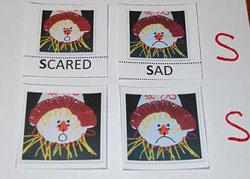Beginning Letter Cards
