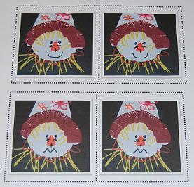 Scarecrow Matching Cards