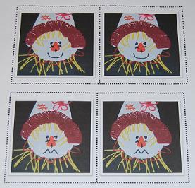 Scarecrow Matching Cards