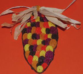 Harvest Craft Idea for kids