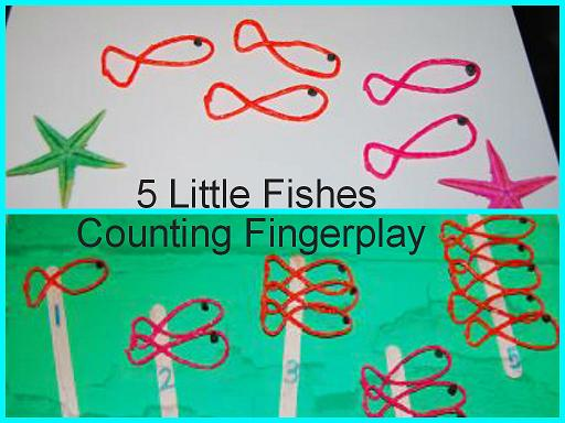 Incorporating Early Counting Books, Songs, and Fingerplays