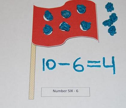 Flag Subtraction