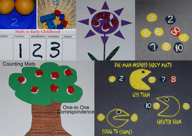 Activities for Promoting Math Skills in Early Childhood