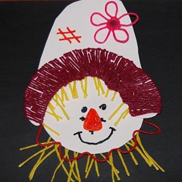 Scarecrow Lesson Plans