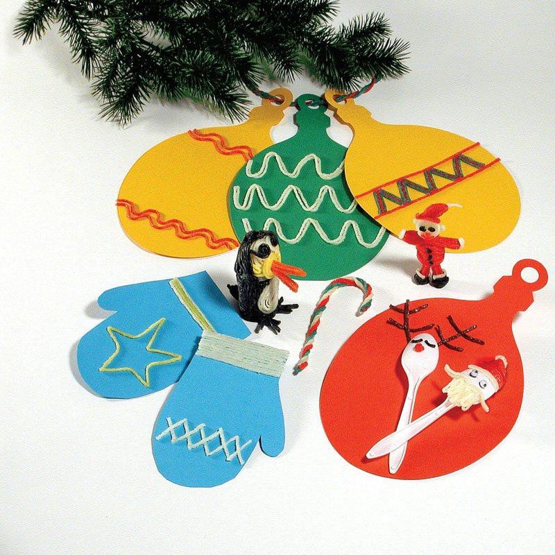 Fun Holiday Cutouts