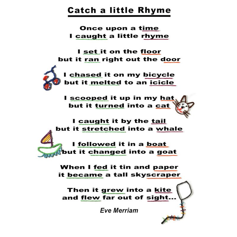 Catch a Little Rhyme