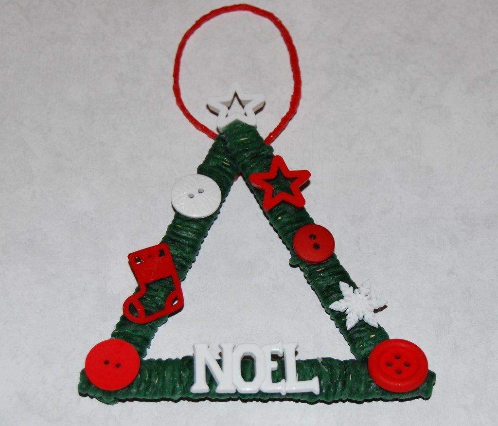 Wikki Stix Christmas Tree Crafts For Kids Wikki Stix