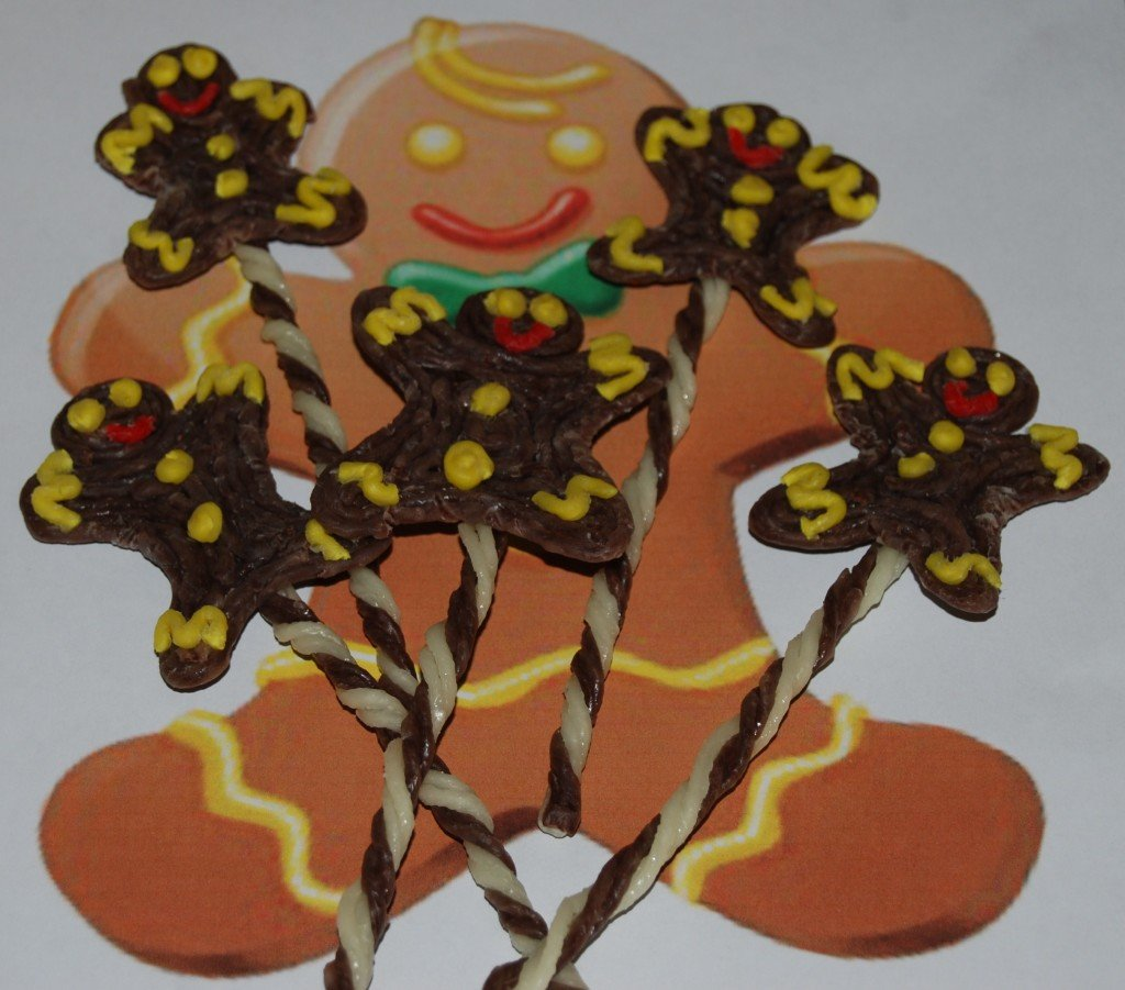 WS Gingerbread Crafts